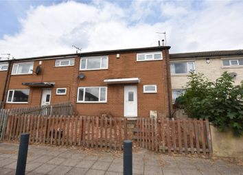 Thumbnail 3 bed town house to rent in Sherburn Square, Swarcliffe, Leeds