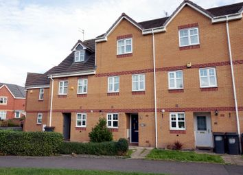 Thumbnail 4 bed town house for sale in Wisteria Way, Nuneaton