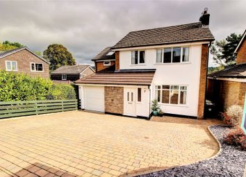 Thumbnail 4 bed detached house for sale in Low Meadow, Whaley Bridge, High Peak