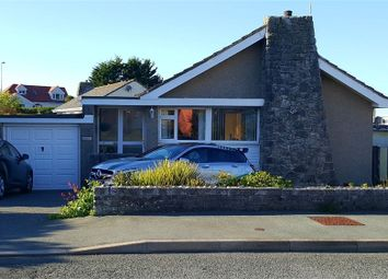 Thumbnail 3 bed detached house for sale in Y Garth, Bull Bay, Amlwch, Anglesey