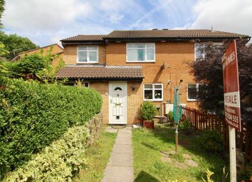 Thumbnail 3 bed semi-detached house for sale in Digby Close, Llandaff, Cardiff
