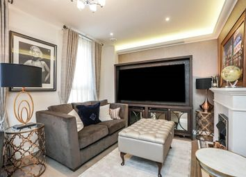 Mary Rose Square, London SE16. 4 bed town house for sale