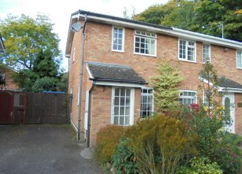 Thumbnail 2 bed semi-detached house to rent in Wyke Way, Shifnal