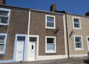 Thumbnail 2 bed terraced house for sale in South Row, Whitehaven, Cumbria