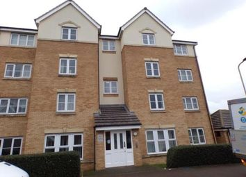 Thumbnail 2 bed flat for sale in Crowe Road, Bedford, Bedfordshire