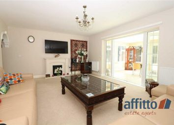 Thumbnail 5 bed detached house to rent in Granville Avenue, Oadby, Leicester