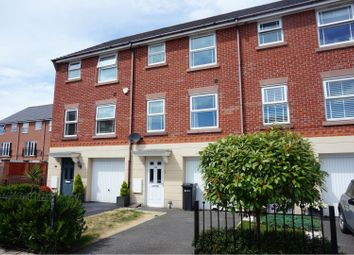 Thumbnail 4 bed town house for sale in Black Diamond Park, Chester