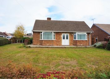 Thumbnail 2 bed detached bungalow for sale in Yew Tree Road, Newhall, Swadlincote
