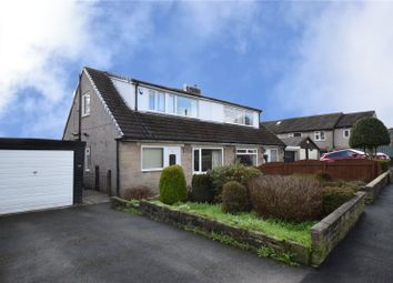 Thumbnail 3 bed semi-detached house for sale in Providence Crescent, Oakworth, Keighley, West Yorkshire