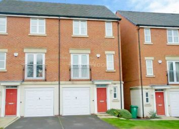 Thumbnail 3 bed town house to rent in Rowley Drive, Nottingham