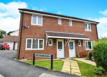 Thumbnail 3 bed semi-detached house for sale in Cavalry Drive, Heathfield, Newton Abbot