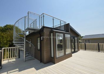 Thumbnail 2 bed lodge for sale in Chichester Lakeside Holiday Park, Vinnetrow Road, Chichester