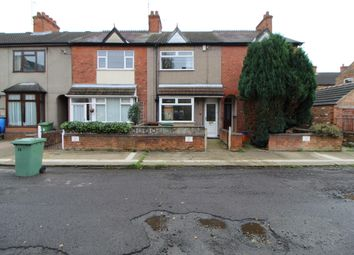 Thumbnail 3 bed terraced house to rent in Manor Avenue, Grimsby