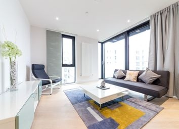 Thumbnail 2 bed flat to rent in Summerston House, 51 Starboard Way, Royal Wharf, London