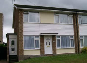 Thumbnail 2 bed flat to rent in Hudson Crescent, Leigh-On-Sea, Essex