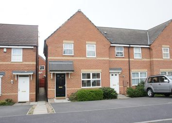Thumbnail 3 bedroom semi-detached house to rent in Avonmouth Drive, Alvaston, Derby