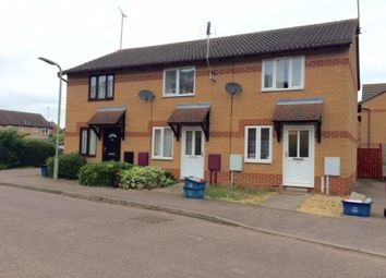 Thumbnail 1 bed terraced house to rent in Longworth Close, Banbury