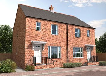 Thumbnail 3 bed semi-detached house for sale in The Glencarse, Eton Way, Boston