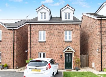 Thumbnail 4 bed town house for sale in Sol Invictus Place, Caerleon, Newport