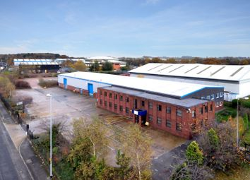Thumbnail Warehouse to let in Mildred Sylvester Way, Normanton