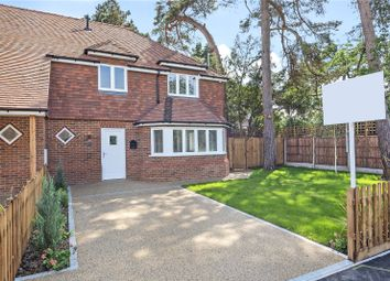 Thumbnail 3 bed semi-detached house for sale in Sherwoods Road, Watford Heath