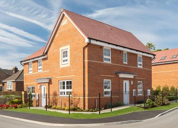 "Thumbnail 3 bed detached house for sale in ""Moresby"" at Lake Road, Hamworthy, Poole"