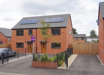 Thumbnail 3 bed semi-detached house for sale in Lawnswood Road, Manchester