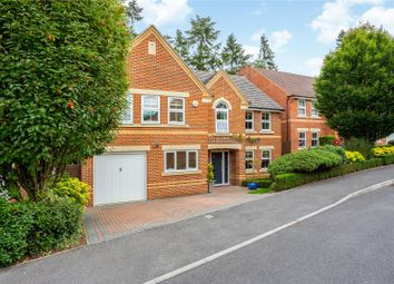 Thumbnail 5 bed detached house for sale in Lamtarra Way, Newbury, Berkshire
