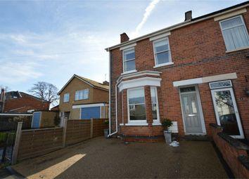 Thumbnail 3 bed semi-detached house for sale in Church Road, Leckhampton, Cheltenham