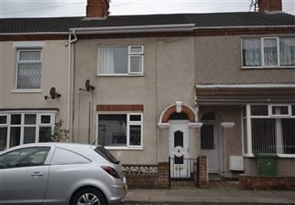 Thumbnail 3 bed terraced house for sale in Dolphin Street, Cleethorpes