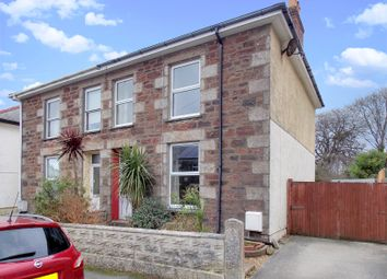 Thumbnail 3 bed semi-detached house for sale in Coach Lane, Redruth