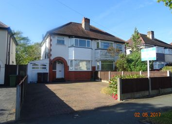 Thumbnail 3 bed semi-detached house to rent in Green Lane, Claregate, Wolverhampton