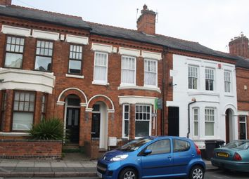 Thumbnail 5 bedroom terraced house to rent in Stretton Road, Leicester
