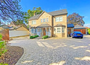 Thumbnail 5 bed detached house for sale in Ripon Road, Killinghall, Harrogate