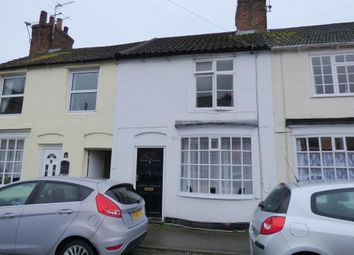 Thumbnail 2 bed terraced house for sale in Leakes Court, James Street, Louth