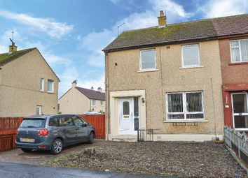Thumbnail 2 bed end terrace house for sale in Langlees Street, Falkirk, Falkirk