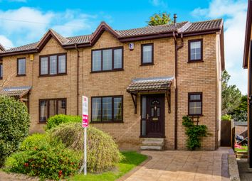 Thumbnail 3 bed semi-detached house for sale in Highfield Rise, Alverthorpe, Wakefield