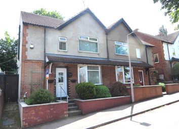 Thumbnail 3 bed semi-detached house for sale in Montague Street, Mansfield