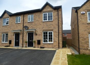 Thumbnail 3 bed semi-detached house for sale in Beech Way, Whinmoor, Leeds