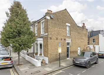 Thumbnail 1 bed flat for sale in Pursers Cross Road, London