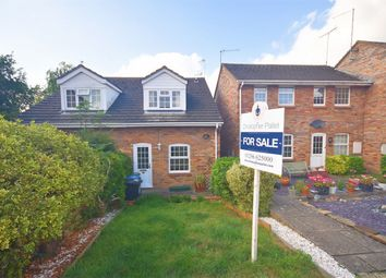 Thumbnail End terrace house for sale in Grove Gardens, Tring, Hertfordshire