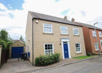 Thumbnail 4 bed detached house for sale in Mallow Close, Ely
