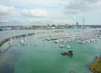 Thumbnail 2 bedroom flat to rent in Harlequin Court, Rope Quays, Gosport