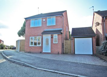 Thumbnail 3 bed detached house to rent in Folkton Gardens, Mapperley, Nottingham