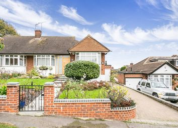 Thumbnail 3 bed bungalow for sale in Bracken Drive, Chigwell
