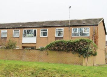 Thumbnail 2 bedroom flat for sale in Hucklow Court, Mansfield