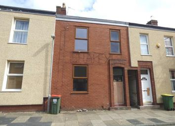 Thumbnail 3 bedroom terraced house for sale in Dundonald Street, Preston, Lancashire, .