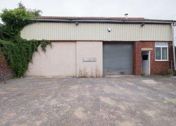 Thumbnail Industrial to let in Glenboro Avenue, Bury