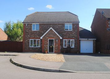Thumbnail 4 bedroom detached house for sale in Fuchsia Way, Rushden