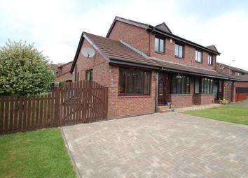 Thumbnail 3 bed semi-detached house for sale in Annandale Way, Girdle Toll, Irvine, North Ayrshire